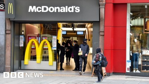 McDonald's to hire 20,000 staff and open 50 outlets