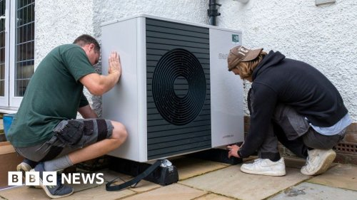 Heat pump grants worth £5,000 to help replace gas boilers