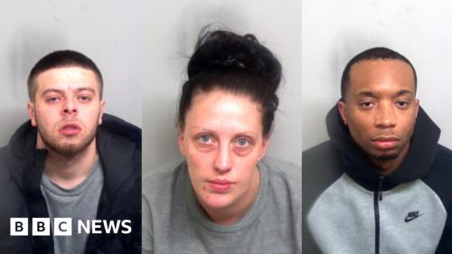 Murdoch Brown stabbing: Gang members jailed over drug debt killing