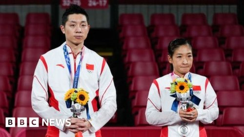 Tokyo Olympics: Chinese nationalists turn on their athletes