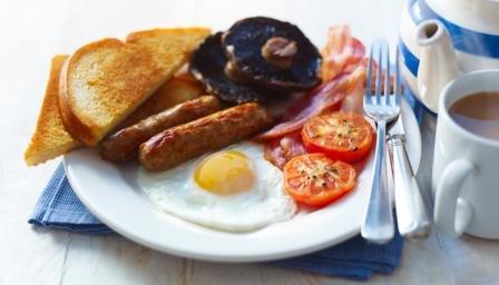 Full English breakfast recipe