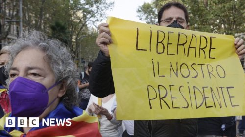 Catalan exile Puigdemont freed by Italian court