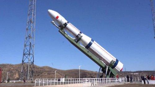 China sends 'world's first 6G' test satellite into orbit