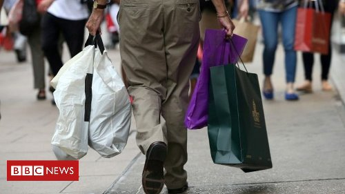 Clothes and fuel costs push UK inflation to two-year high