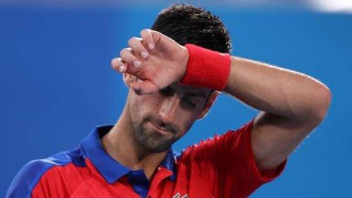Zverev beats Djokovic to reach final