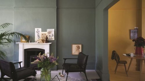 Why 1970s 'avocado green' is back for interiors