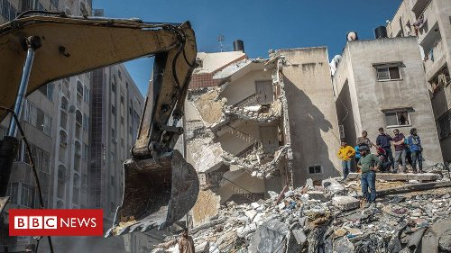 Israel Gaza conflict: Deaths mount in Gaza as UN meeting begins - Flipboard
