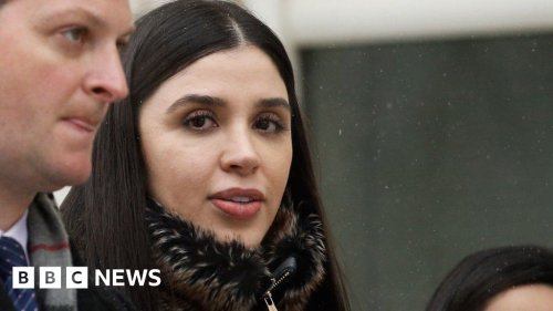 Emma Coronel Aispuro: Wife of El Chapo pleads guilty to drugs charge