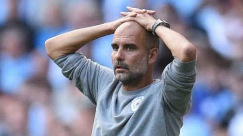 Guardiola feels 'guilty' after stalemate
