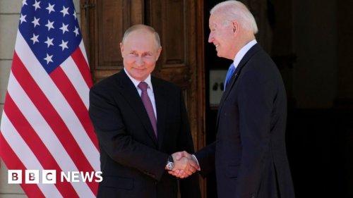 Biden-Putin summit: US and Russian leaders meet for tense Geneva talks