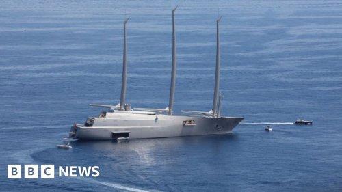 Jeff Bezos and the secretive world of superyachts