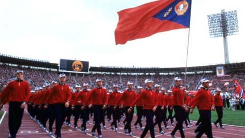When Britain went to the 'Iron Curtain Olympics'