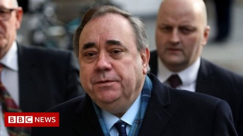 Alex Salmond inquiry leaks being investigated by police