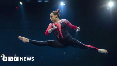 German gymnasts' outfits take on sexualisation in sport