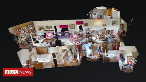 Estate agent's hi-tech house tour exposes personal data