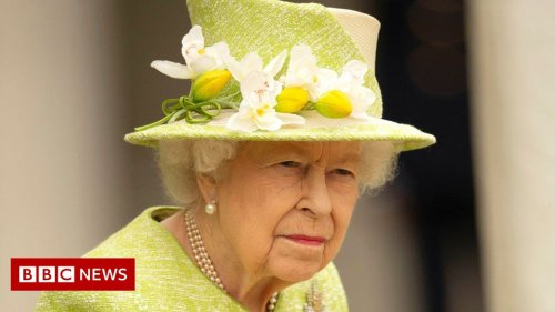 The Queen carries out first duty since Prince Philip's death