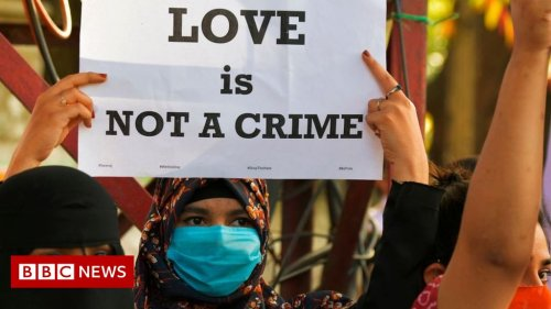 India's interfaith couples on edge after new law