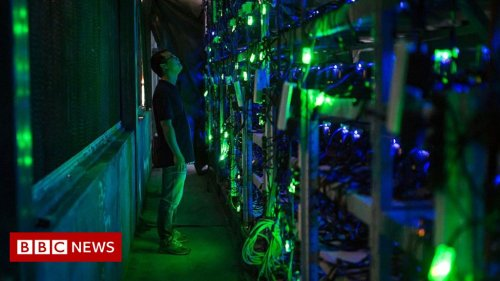 Study says bitcoin could derail China's climate change targets