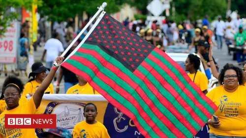 Juneteenth: US to add federal holiday marking end of slavery