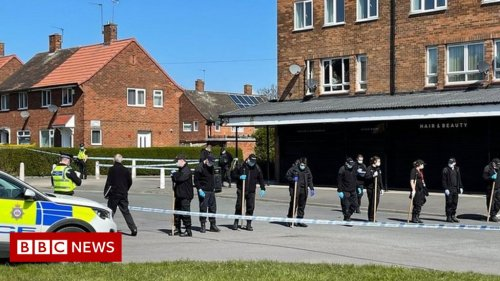Severed hand: Two more charged over Leeds attack