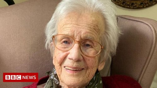 Northamptonshire woman, 110, shares her secret to a long life