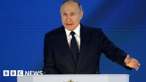 Putin warns of tough Russian action if West crosses 'red line'