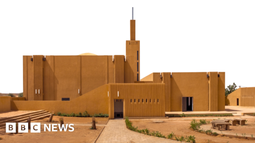 Africa's iconic architecture in 12 buildings