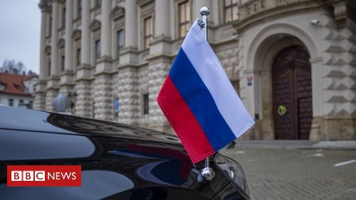 Russia expels Czech diplomats over spying row