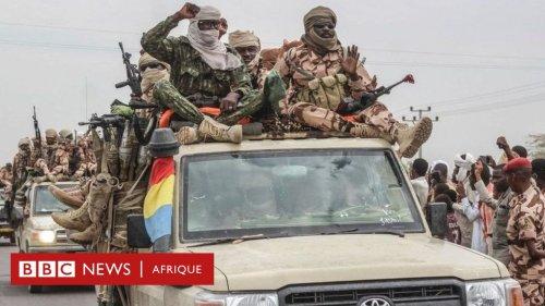 "FACT : les rebelles tchadiens dénoncent ""la propagande de l'armée"" - BBC News Afrique"