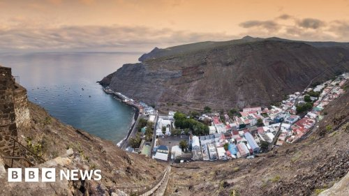 The remote British island hoping for more visitors - BBC News