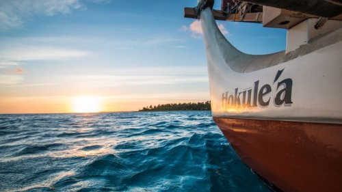 Polynesia's master voyagers who navigate by nature