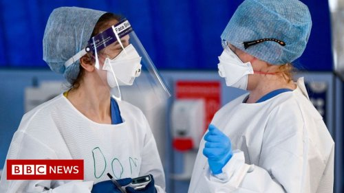 NHS 1% pay rise is 'as much as we can give' - Boris Johnson
