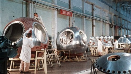 The genius behind early Russian space tech