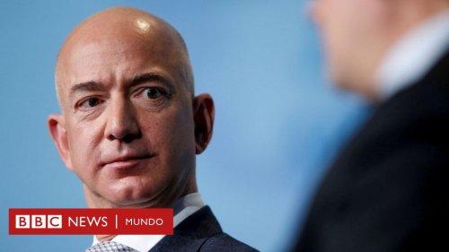Las reflexiones de Jeff Bezos sobre el éxito y la vida en su última carta a los accionistas como presidente ejecutivo de Amazon - BBC News Mundo