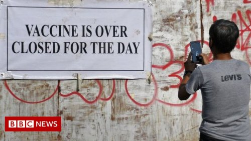How India's vaccine drive went horribly wrong