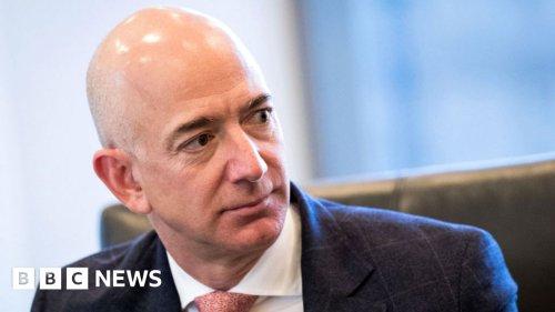 Jeff Bezos steps down as Amazon boss