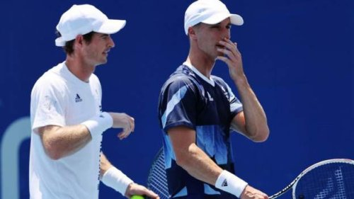 Murray and Salisbury through in doubles