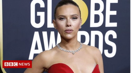 Golden Globes controversy: Scarlett Johansson joins criticism