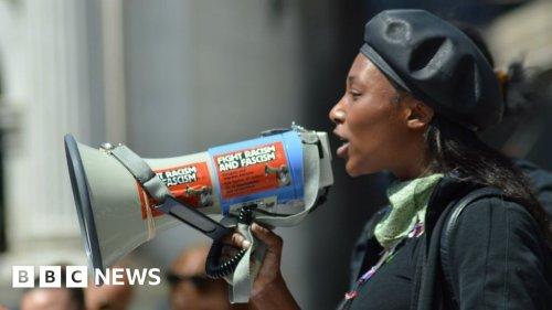 Sasha Johnson: Black Lives Matter activist shot in London