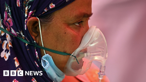 Covid-19 in India: Cases, deaths and oxygen supply