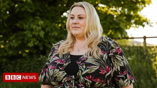 Living with obesity: 'My genes mean I'm hard-wired to store fat'