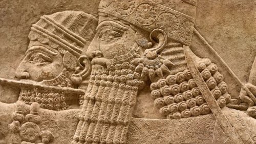 The Lion Hunt of Ashurbanipal: The 2700-year-old 'fake news'