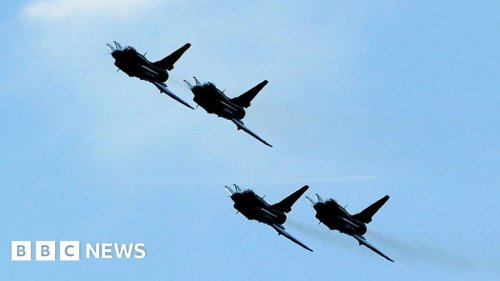 Taiwan: 'Record number' of China jets enter air zone
