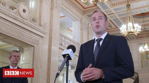 DUP: Paul Givan told he must resign as first minister