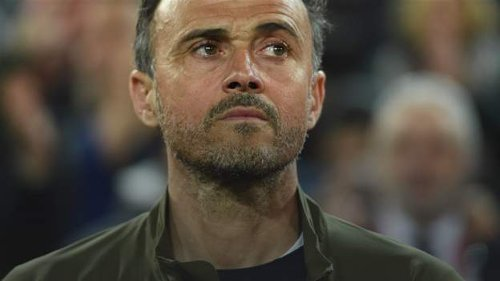 Tragedy, withdrawal  ruthlessness: The Luis Enrique story