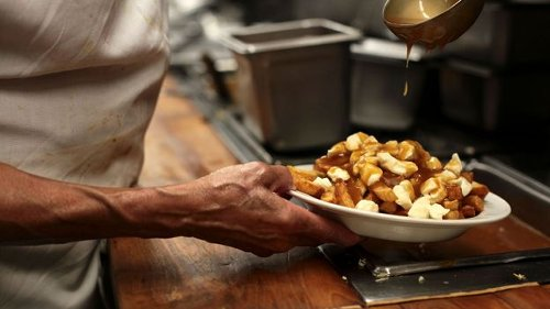 Why only Quebec can claim poutine