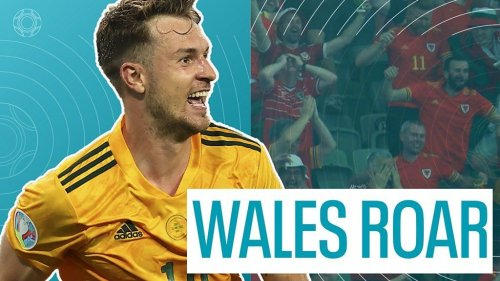 'Magnificent from Wales' - Goals and fan reactions from Wales' famous win