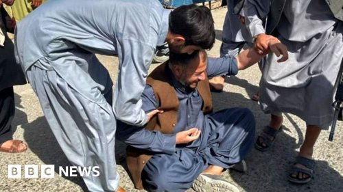 Afghanistan: Suicide attack hits Kandahar mosque during prayers