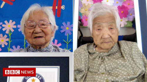 Guinness World Records: Japanese sisters certified world's oldest twins
