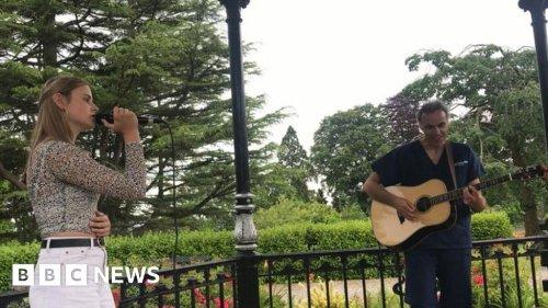 Writing songs in lockdown: 'It was an escape'